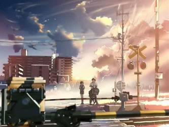 Hoshi no Koe OVA C5ae