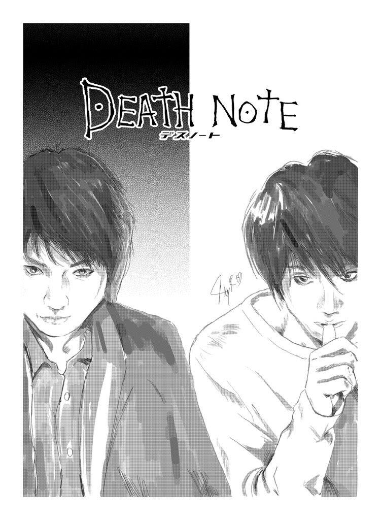 Deidara's Gallery - Page 2 Death-Note