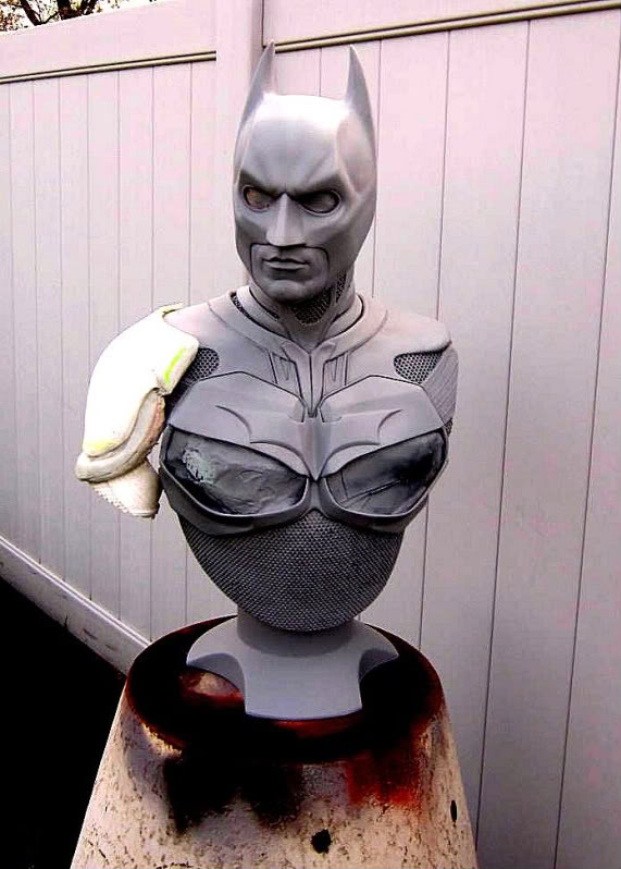 The Dark Knight Sonar Bust - Hollywood Collectibles Group IMG_02642-1