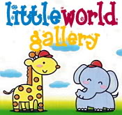 Little World Gallery - One stop center for your little ones Badge