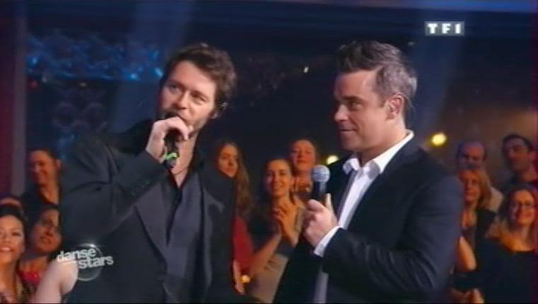 "Take That dans ""Danse avec les Stars"" France 19-02-11 Fajulie"