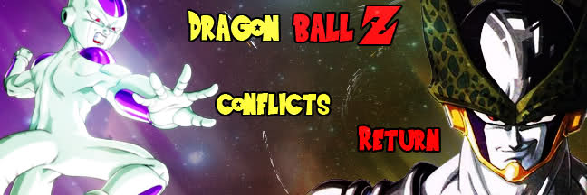 Dragon Ball Z: Conflicts Return