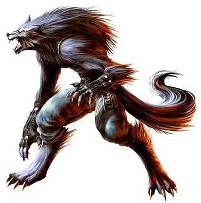 Shira Lisola Werewolf