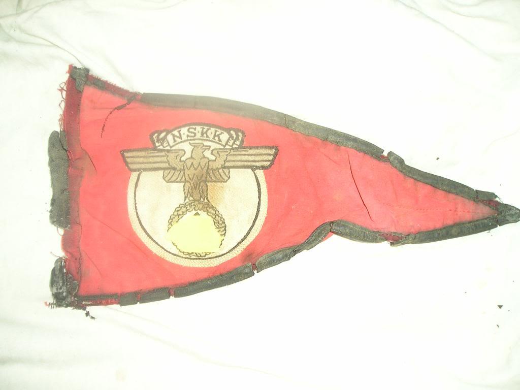 Got a ww2 german pennet flag need help Nazi