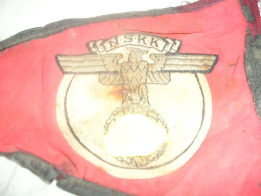 Got a ww2 german pennet flag need help Nazi2-1