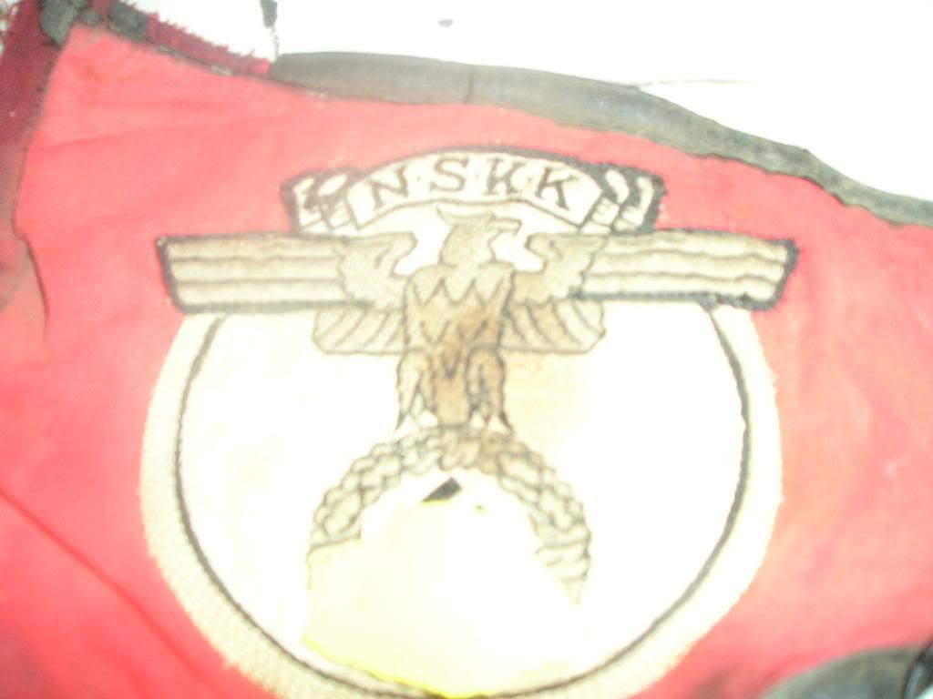 Got a ww2 german pennet flag need help Nazi3-1