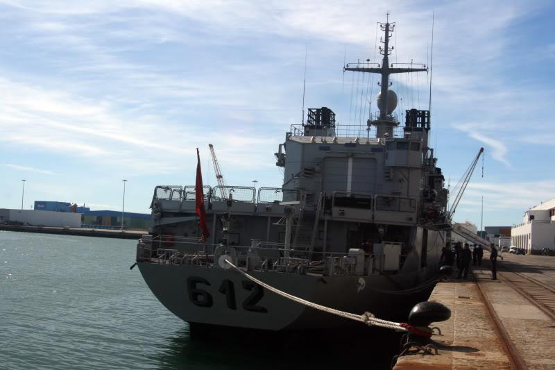 Royal Moroccan Navy Floréal Frigates / Frégates Floréal Marocaines 25Octubre20090021