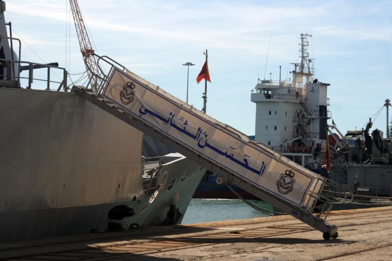 Royal Moroccan Navy Floréal Frigates / Frégates Floréal Marocaines 25Octubre20090024