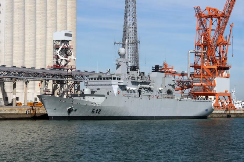 Royal Moroccan Navy Floréal Frigates / Frégates Floréal Marocaines 25Octubre20090033