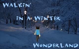 Winter wonderland! WW