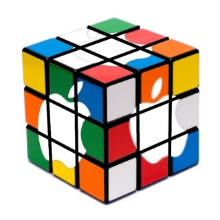 RUBIKS APPLE Rubiks