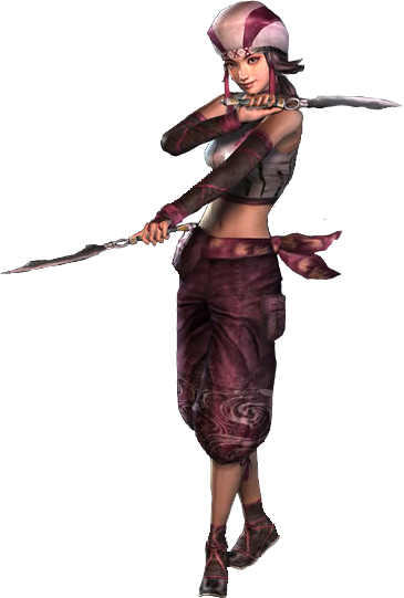 Samurai Warriors 2 Kunoichi_sw1