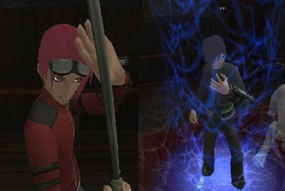 Takaeda of Shin Megami Tensei Imagine Online Combo