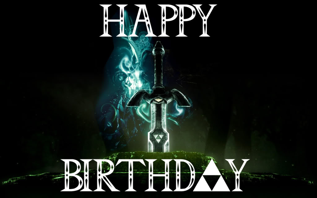 Let's Celebrate! Zeldabirthday