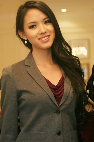 Zi Lin Zhang- MISS WORLD 2007 OFFICIAL THREAD (China) - Page 3 14-1