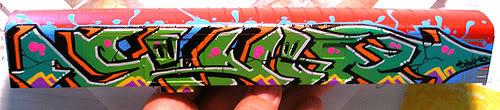 Trenes a escala con GRAFFITIS! 3