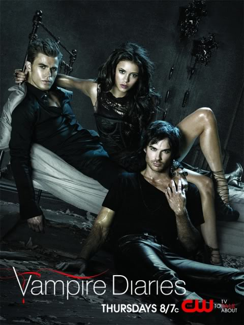 Two new super hot posters for The Vampire Diaries Season 2 TVDPromoPosters1