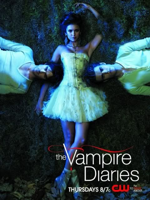 Two new super hot posters for The Vampire Diaries Season 2 TVDPromoPosters2
