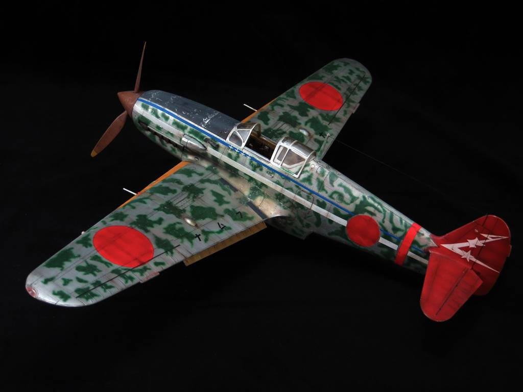 Ki-61 Hien - Kobayashi IMG_7054_zps64067a2d