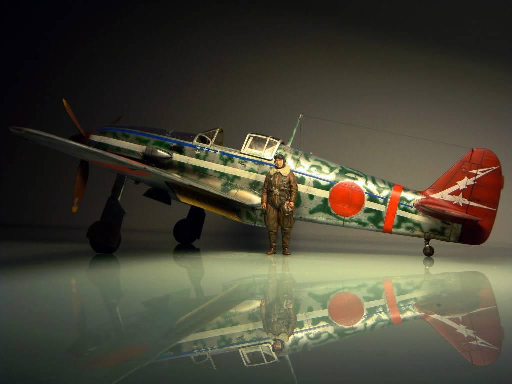 Ki-61 Hien - Kobayashi DSC05556