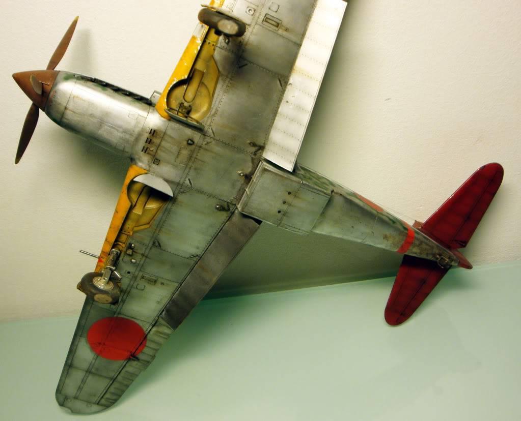 Ki-61 Hien - Kobayashi DSC05573