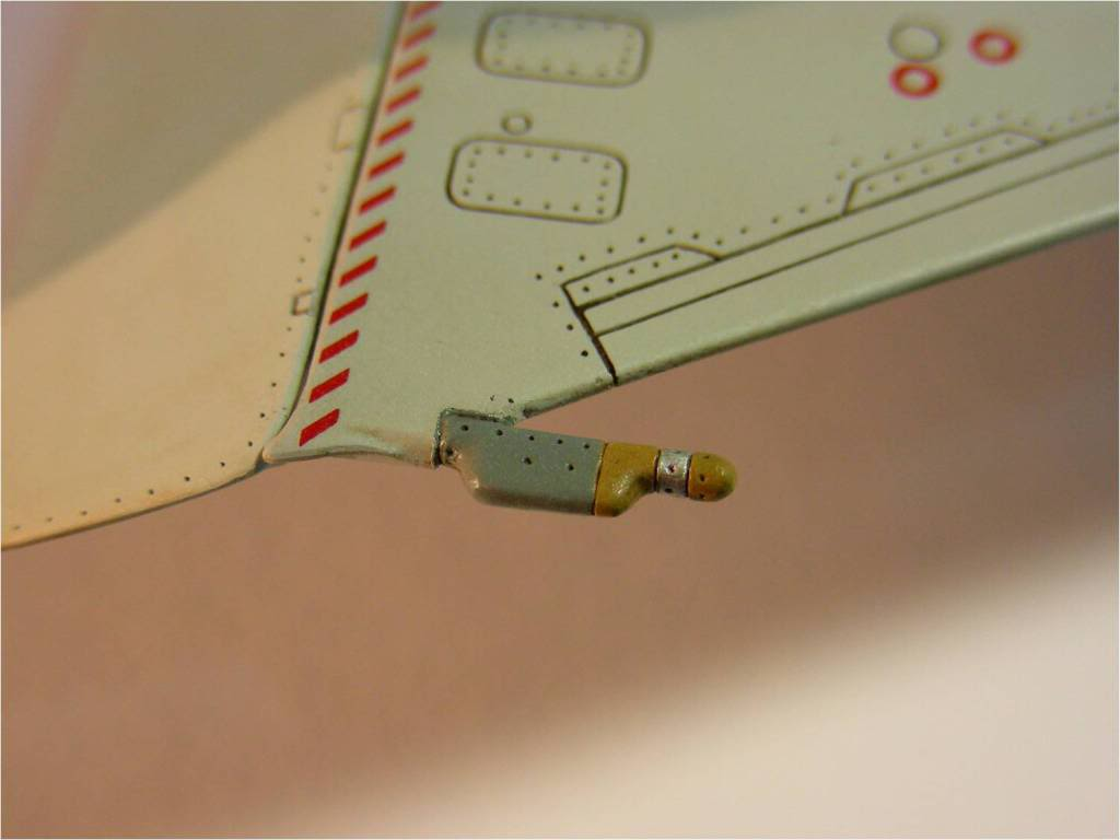 1/48  - Veteran Model - Conversion set Mirage 2000-5 ROCAF Image3