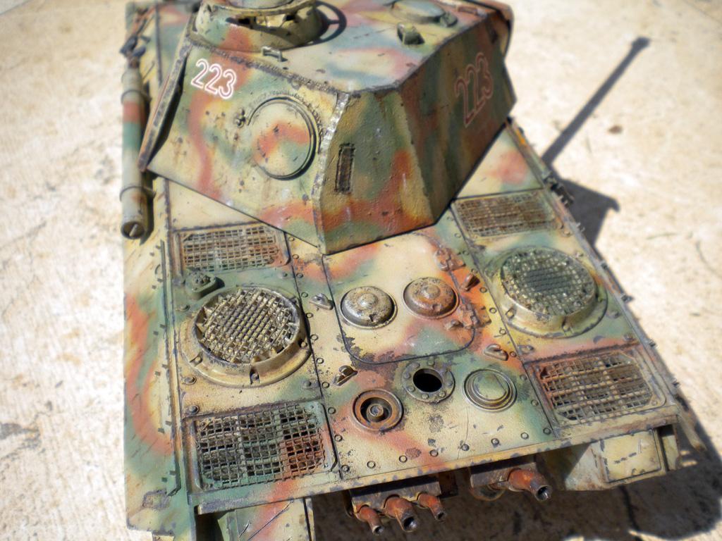 Panther Ausf. A  [1/35 Tamiya] DSCN0462