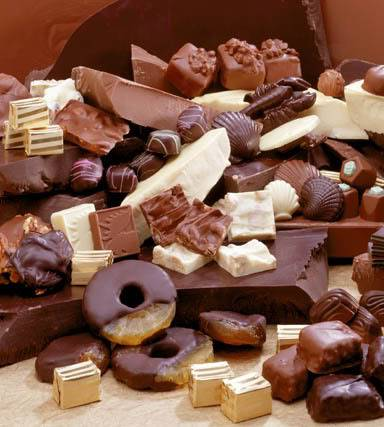 Restoranti 'Klea Love' - Faqe 3 Chocolates