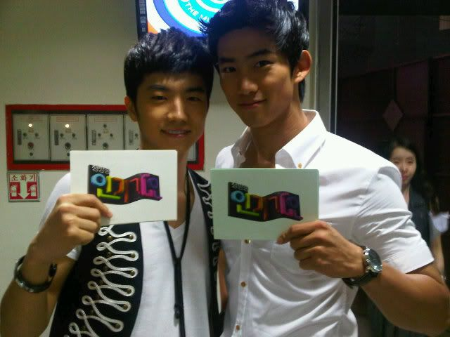 TaecYoung [Taecyeon x Wooyoung] 128164580