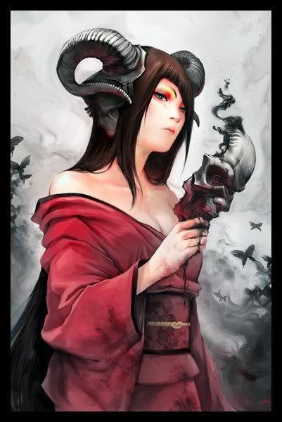 Matsu Asama [Vizard] Demongirl