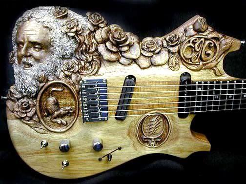 Những cây guitar siêu khủng Guitar034