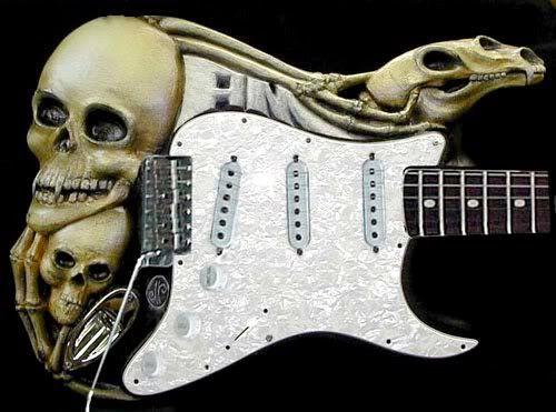 Những cây guitar siêu khủng Guitar074