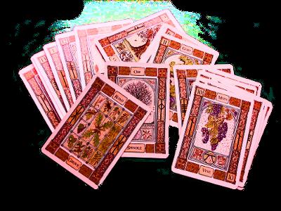 Théories de la Magie Cartes