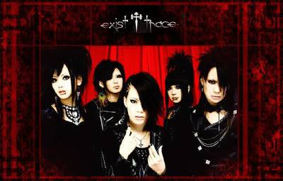 Exist†Trace Exist_Trace_by_RunaDrudenhaus