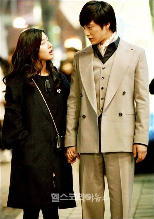 | Artists| Gốm ♥ Cháo ( Kim Bum ♥ Kim So Eun ) 5bebcf124c2a4f95f61f983849672e5a123