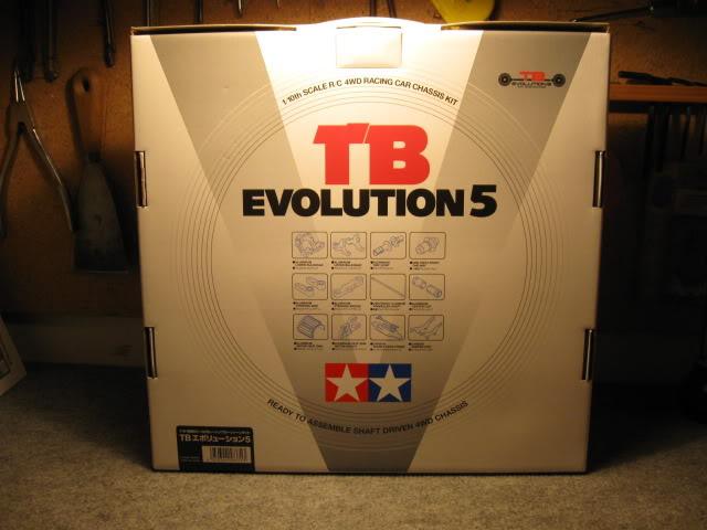 [hpi] E10 / TB Evolution 5 - Page 2 1