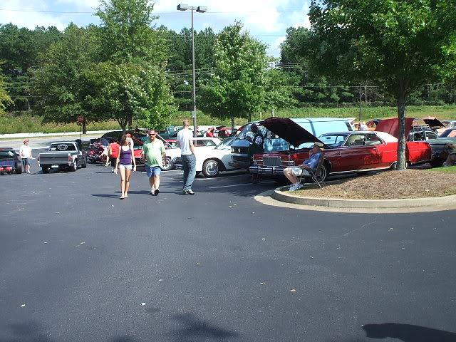 Car Show at The Varsity @ Town Center this sunday Varsity09023