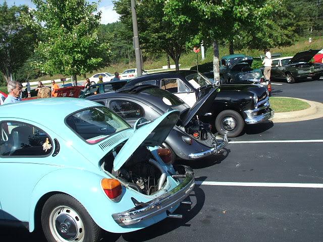 Car Show at The Varsity @ Town Center this sunday Varsity09037