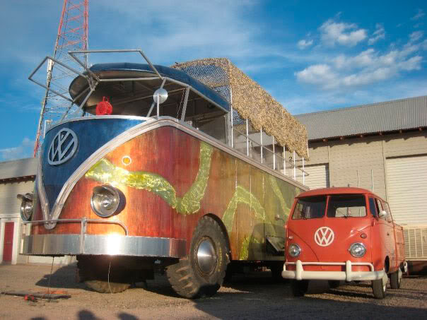 Worlds largest vw bus.... Walter-15