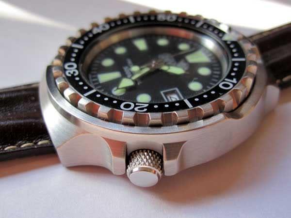 Les montres du GPD (Groupe des Plongeurs Démineurs) de la Marine Nationale Divex2
