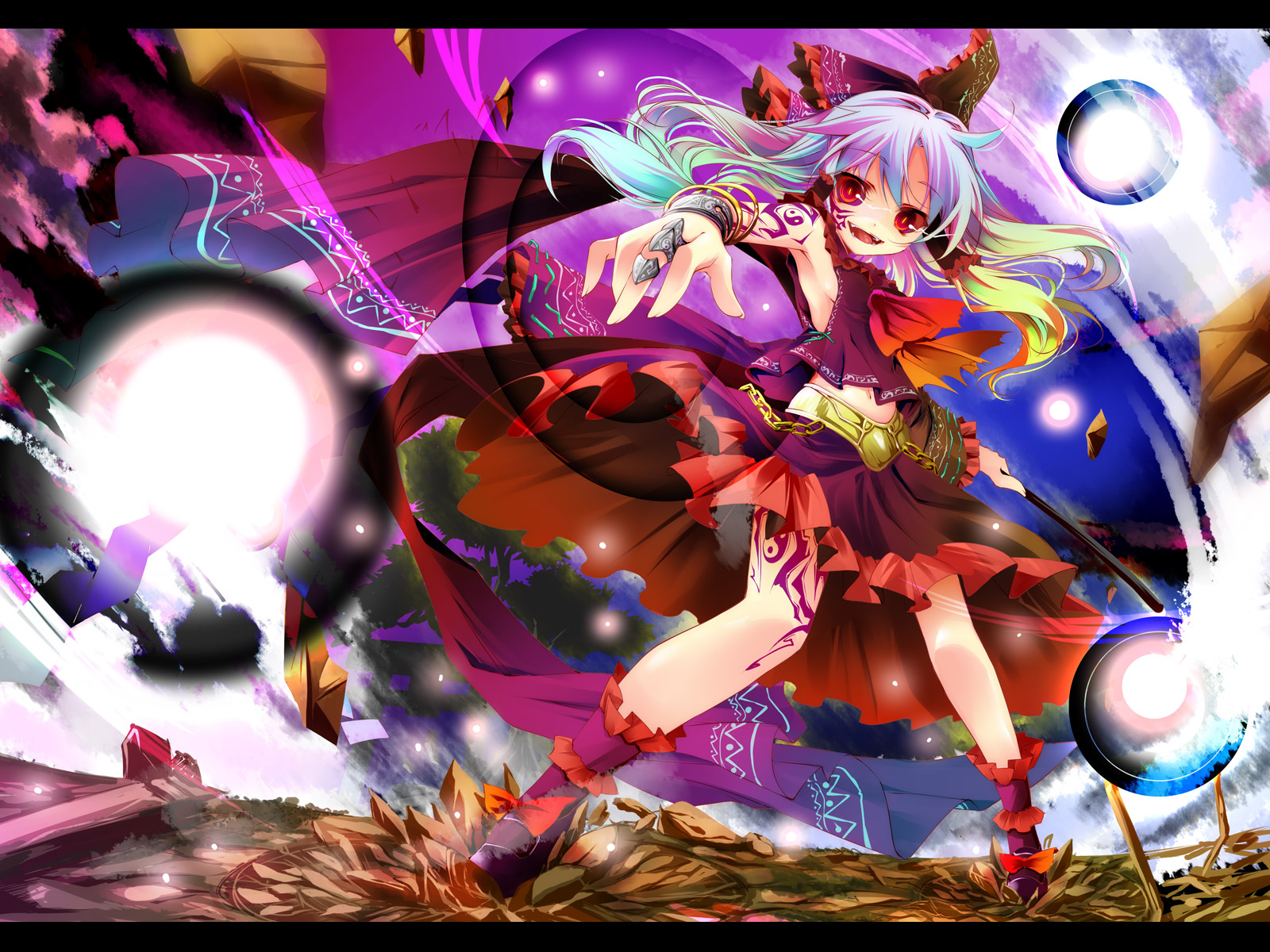 Touhou Project - Страница 15 976f3862185d12d32b221bf82f819995