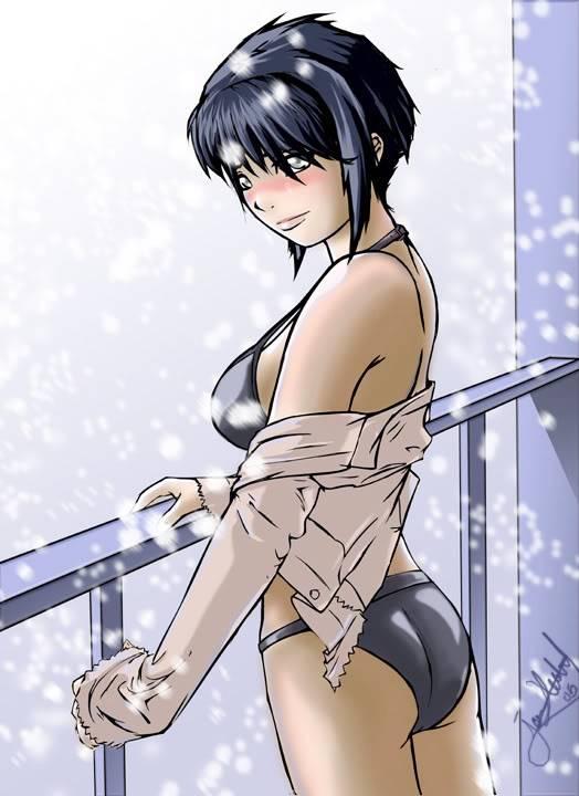 Fan Club Hinata-Sama Hinata_snow