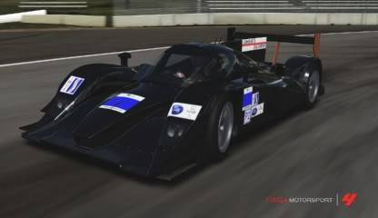Lionheart Highcroft Autosport 39