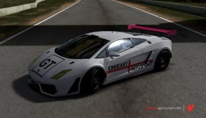 Lionheart Highcroft Autosport GT