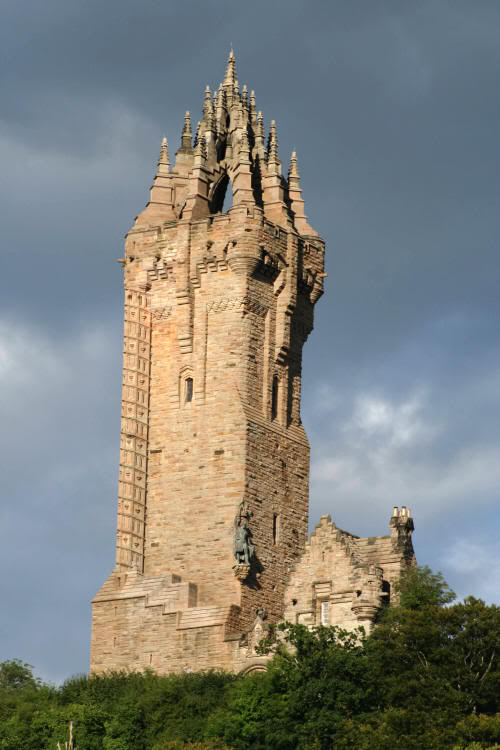 William Wallace MonumentoStirlingEscocia2