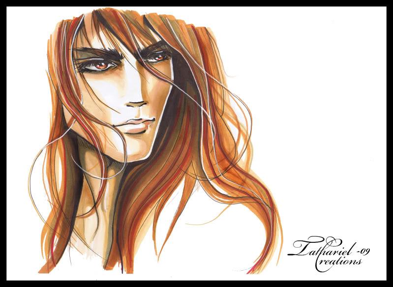 Tegninger af dukker Aerionmanga