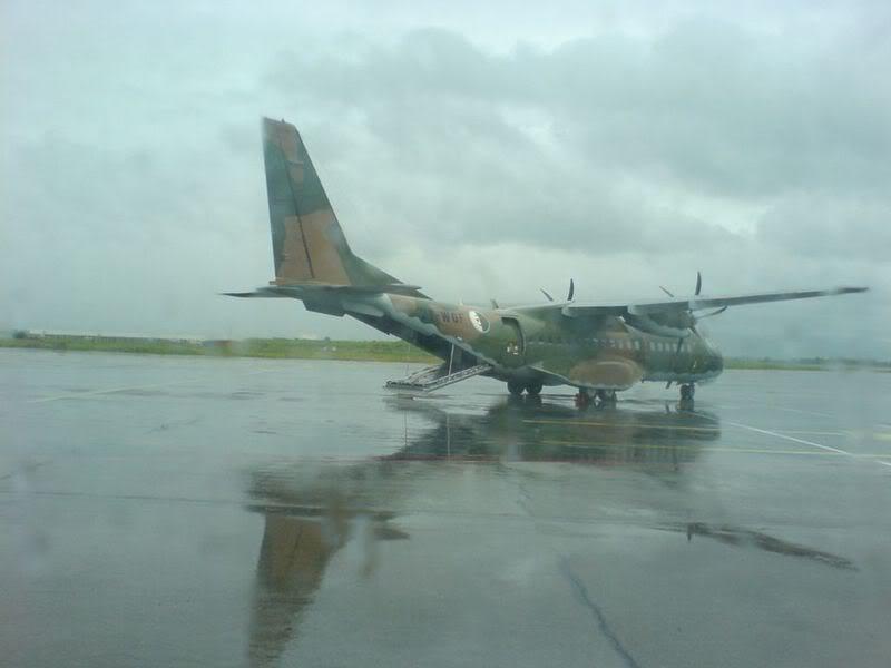 طائرة النقل التكتيكيه Casa C-295 DSC00417