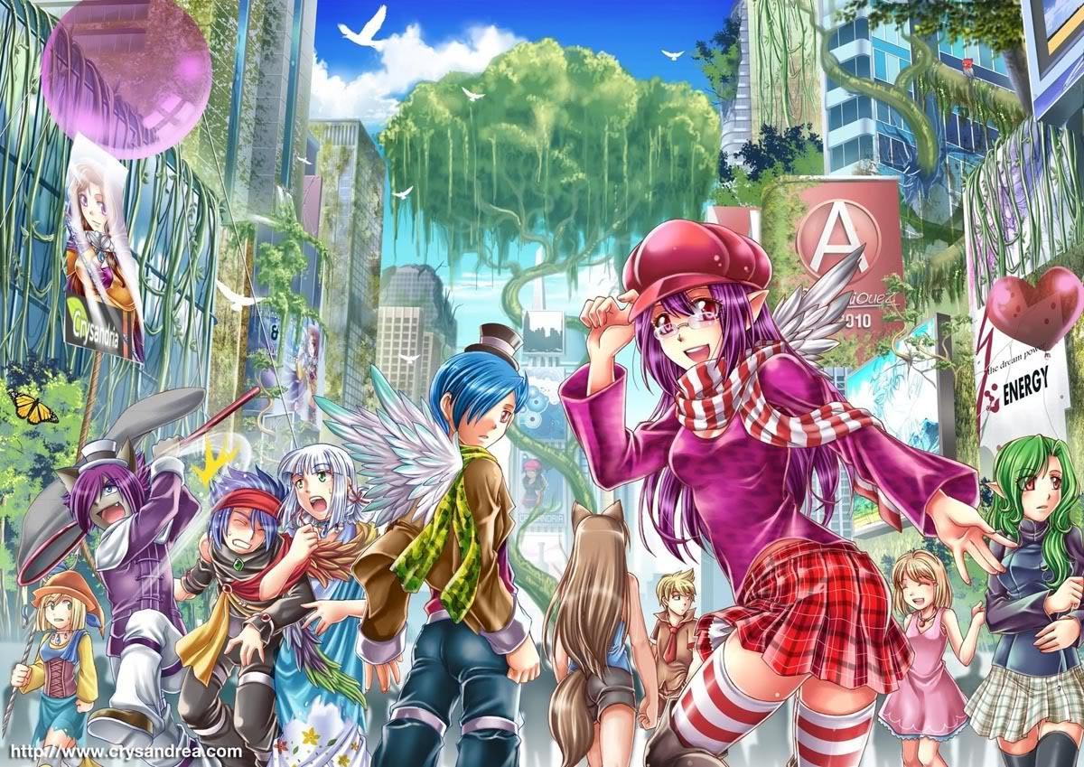 [Full CG]สาวน้อยในดงกะหล่ำปลี (update 03/11/2010 ) Crysandrea-front