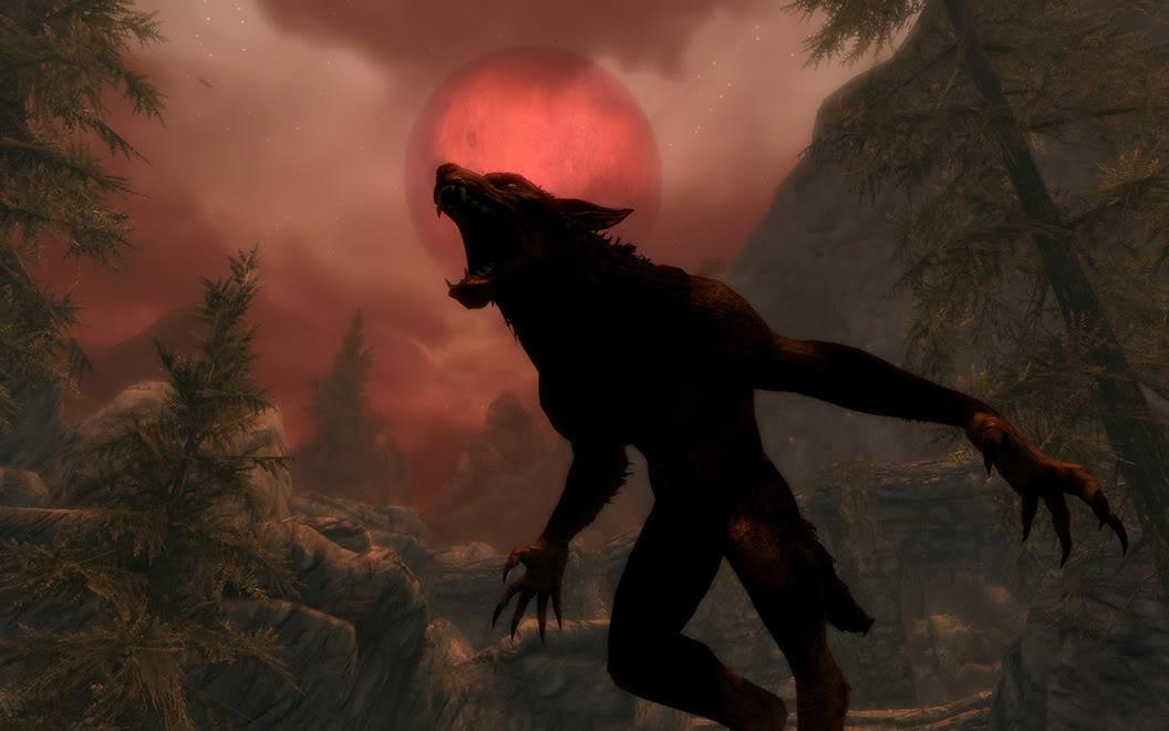 Les Loups d'Hircine
