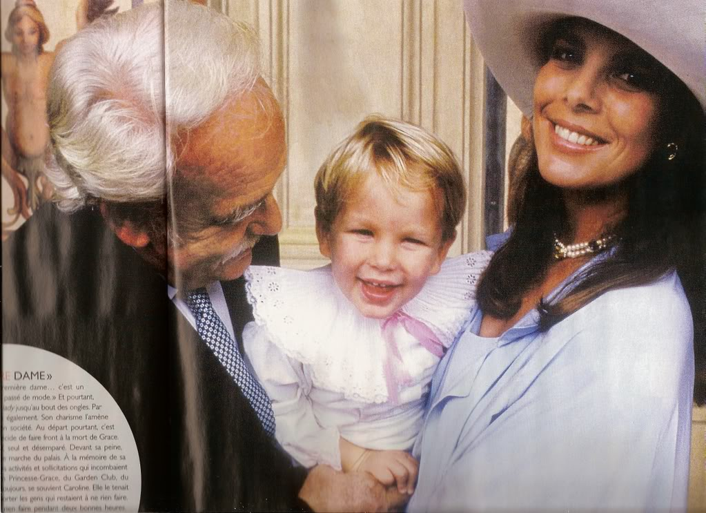 Carolina, princesa de Hannover y de Mónaco Pdv018